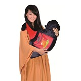 CHINTAKA Gendongan Samping Dwi Fungsi + Saku Bordir [CBG 130500N] - Red Navy - Carrier and Sling